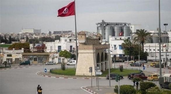 ميدان في العاصمة تونس (ارشيف)