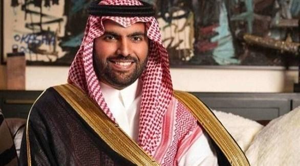 وزير الثقافة السعودي بدر عبد الله بن فرحان (أرشيف)