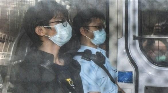 الناشط في هونغ كونغ توني تشونغ هون لام (أرشيف)