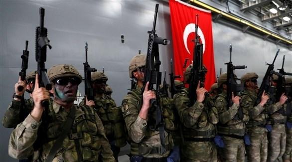 مرتزقة أتراك في ليبيا (أرشيف)