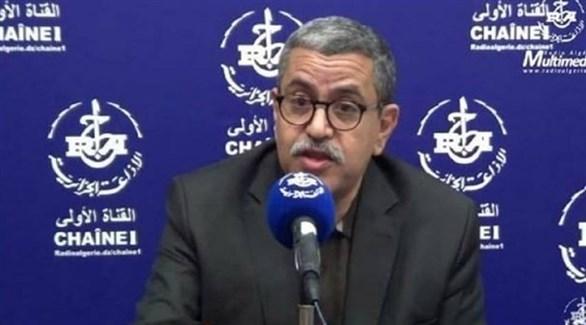 رئيس الوزراء الجزائري عبد العزيز جراد (أرشيف)