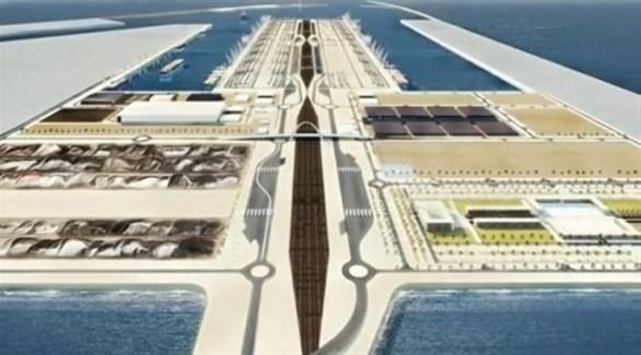 مشروع ميناء الفاو في العراق (أرشيف)