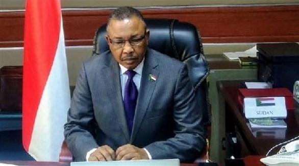 وزير الخارجية السوداني المكلف عمر قمر الدين (أرشيف)