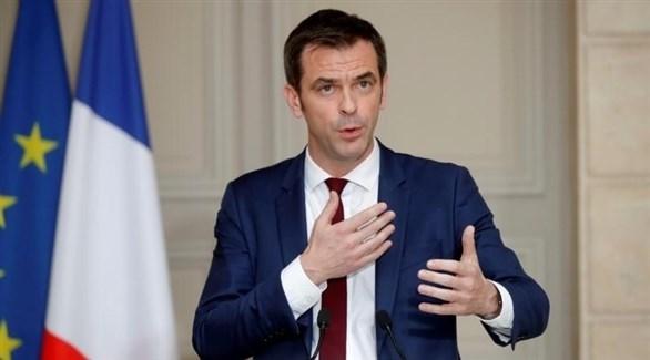 وزير الصحة الفرنسي أوليفيه فيران (أرشيف)