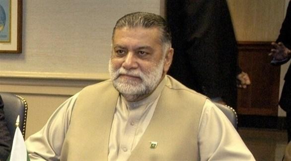 رئيس الوزراء الباكستاني السابق مير ظفر الله خان جمالي (أرشيف)