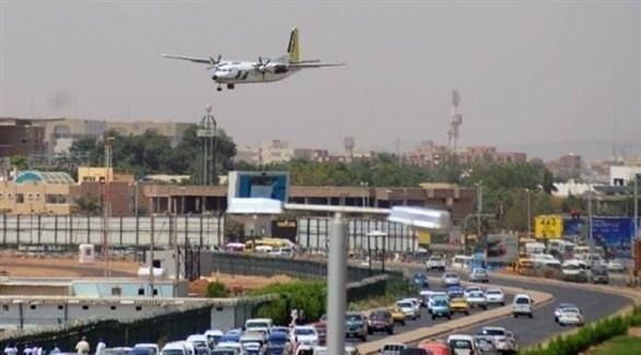 مطار الخرطوم الدولي (أرشيف)