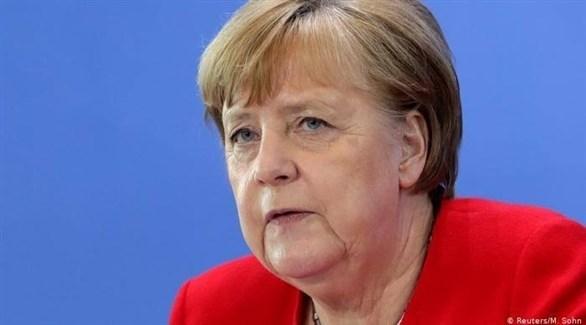 المستشار الألمانية أنجيلا ميركل (أرشيف)