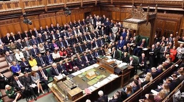 جلسة عامة في البرلمان البريطاني (أرشيف)