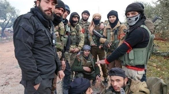 مرتزقة سوريون في ناغورنو قره باخ (أ ف ب)