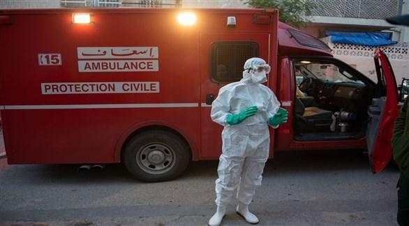 سيارة إسعاف مغربية (أرشيف)