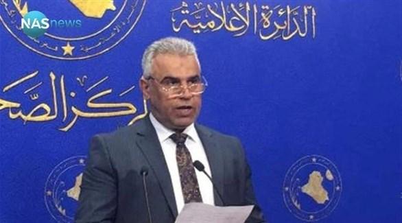 البرلماني العراقي علي العبودي (أرشيف)