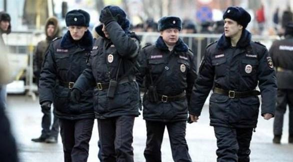 شرطة روسية (أرشيف)