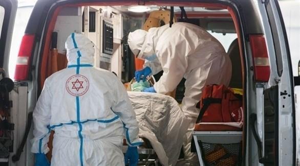 طواقم طبية إسرائيلية (أرشيف)