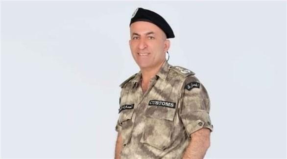 العقيد اللبناني منير أبو رجيلي (أرشيف)