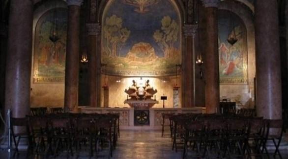 كنيسة الجثمانية (أرشيف)