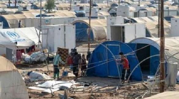مخيمات النازحين بالعراق (أرشيف)