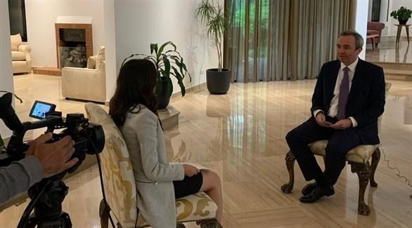 السفير البريطاني في بيروت كريس رامبلينغ (أرشيف)