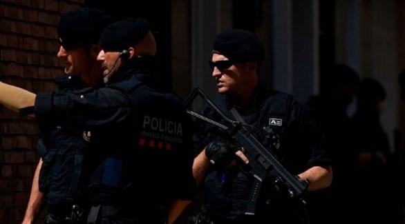 عناصر في الشرطة الإسبانية (أرشيف)