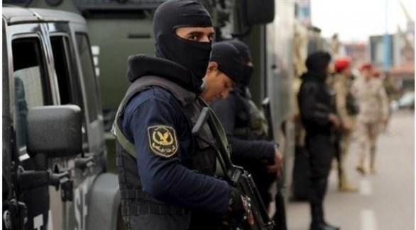 قوات أمنية مصرية (أرشيف)