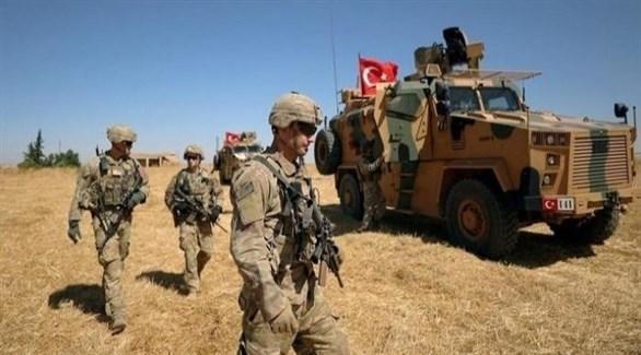 جنود أتراك فيس الشمال السوري (أرشيف)