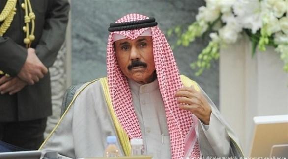أمير دولة الكويت الشيخ نواف الأحمد الجابر الصباح (أرشيف)