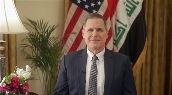 سفير الولايات المتحدة في العراق ماثيو تولر (أرشيف)