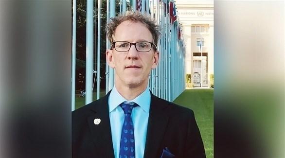 المدير الإقليمي لبرنامج الأمم المتحدة للمتطوعين في الدول العربية جيسون برونيك (من المصدر)