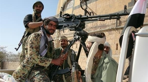 موالون لتنظيم القاعدة في اليمن(أرشيف)