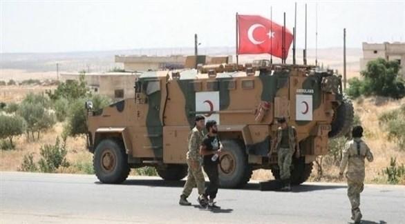 جنود أتراك في إدلب السورية (أرشيف)