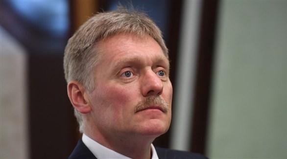 المتحدث باسم الرئاسة الروسية ديمتري بيسكوف (أرشيف)