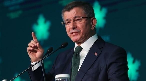 رئيس حزب المستقبل المعارض في تركيا، أحمد داوود أوغلو (أرشيف)