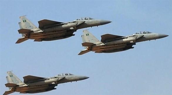 مقاتلات لتحالف دعم الشرعية في اليمن (أرشيف)