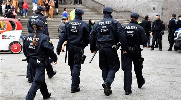 عناصر الأمن في برلين (أرشيف)