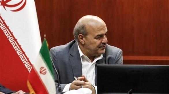 نائب الرئيس الإيراني حسن روحاني المُدان عيسى كالانتري(أرشيف)