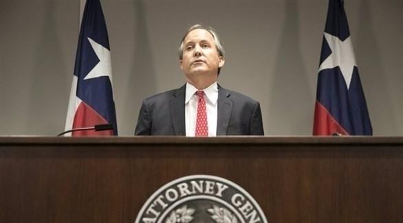 المدعي العام في ولاية تكساس كين باكستون (أرشيف)