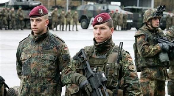 عناصر من الجيش الألماني (أرشيف)