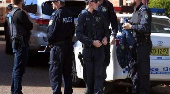 عناصر من الشرطة الاسترالية (أرشيف)