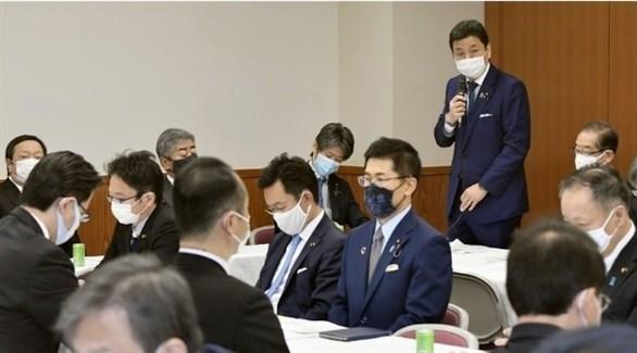 وزير الدفاع الياباني نوبو كيشي (كيودو)