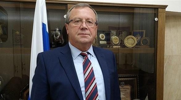 السفير الروسي لدى إسرائيل أناتولي فيكتوروف (أرشيف)