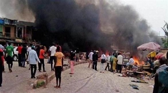 انفجار عبوة ناسفة في الكاميرون (أرشيف)