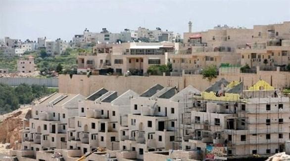 وحدات استيطانية في الضفة الغربية (أرشيف)
