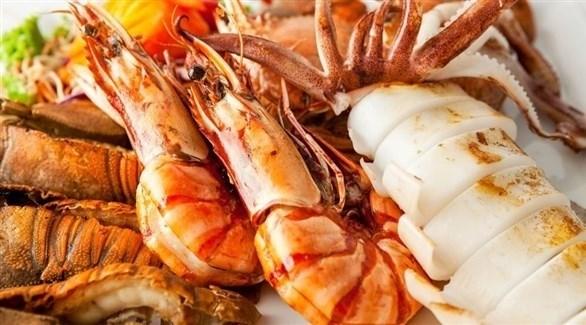 الأكلات البحرية غنية باليود (تعبيرية)