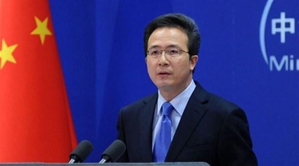 المتحدث باسم وزارة الخارجية الصينية قنغ شوانغ (أرشيف)