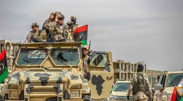 الجيش الوطني الليبي (أرشيفية)