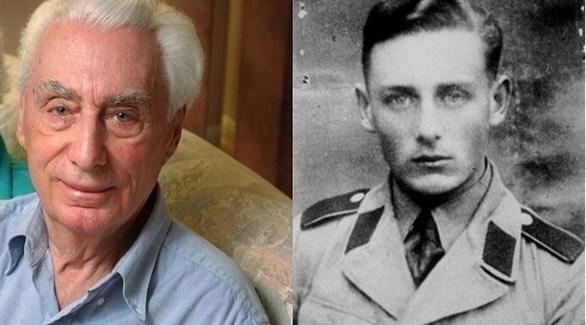 الضابط النازي السابق هيلموت أوبرلاندر (أرشيف)