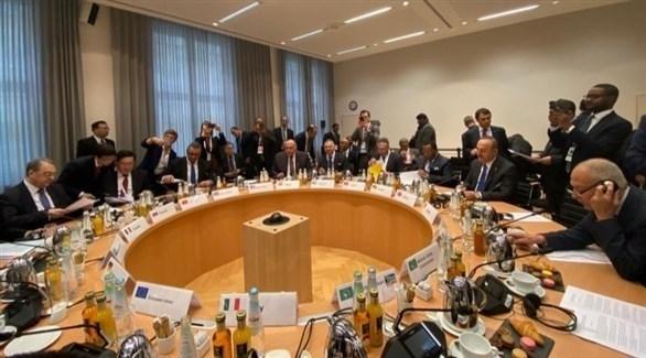 الاجتماع الأول للجنة المتابعة الدولية حول ليبيا في مدينة ميونيخ (وام)