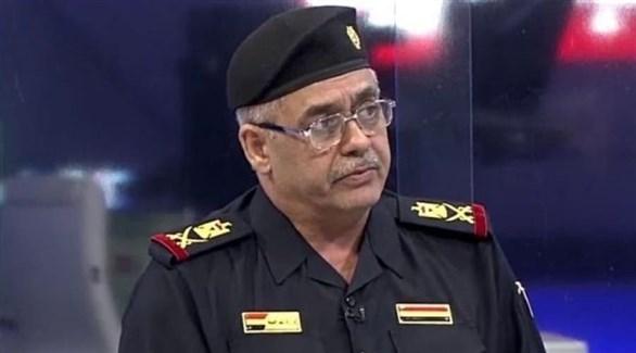 المتحدث باسم القائد العام للقوات المسلحة العراقية عبد الكريم خلف (أرشيف)