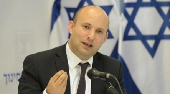 وزير الأمن الإسرائيلي نفتالي بينيت (أرشيف)