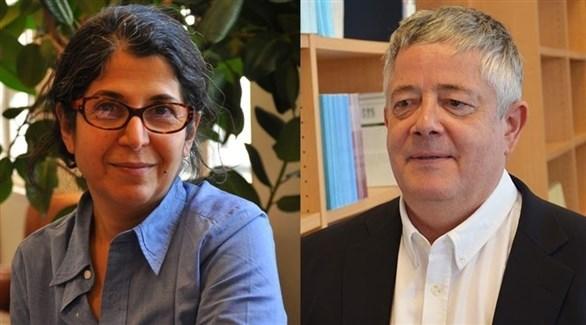 الباحثان الفرنسيان فاريبا عادلخاه ورولان مارشال (أرشيف)