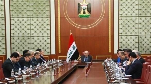 مجلس الوزراء العراقي (أرشيف)